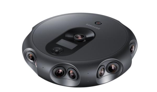 삼성,  360도 괴물 카메라