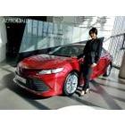 [포토] '운전의 즐거움을 높이다' 토요타 8세대 신형 캠리