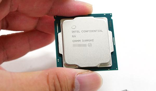 코어 i5 8600K가 인사드립니다!