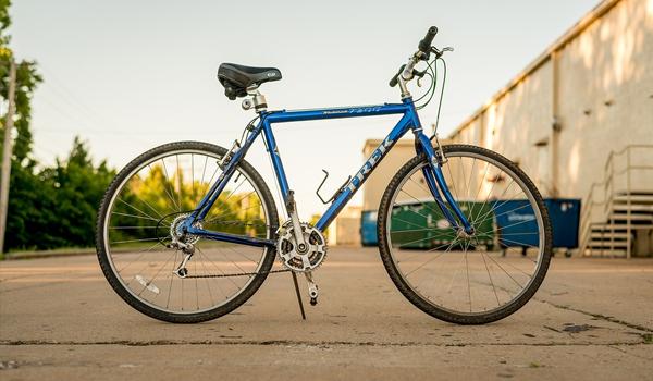 자전거 시장, 알루미늄이 대세