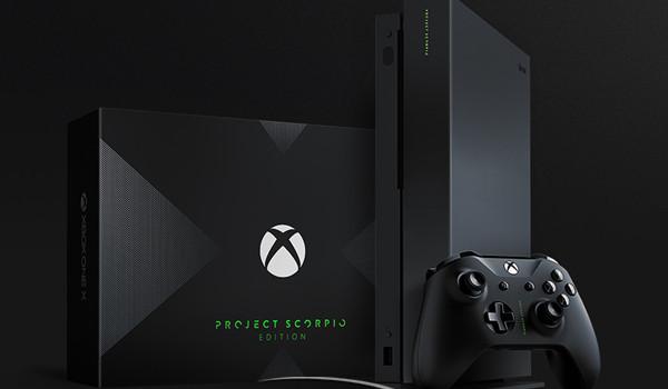 현존 최고 성능! \'Xbox One X\'