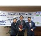 현대자동차, 우즈베키스탄에 중대형트럭 182대 공급 계약