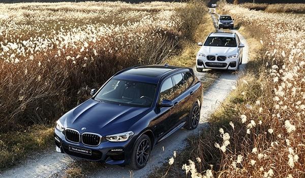 [시승기] BMW X3 xDrive 30d