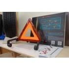 삼각표지판이 스스로 움직이고 위치 알린다?...이 로봇의 정체는