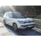 쌍용자동차, 티볼리 에어 자율주행 자동차 기술 시연 성공