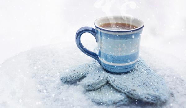 따뜻한 차 한 잔 어때요?