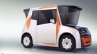 BMW 전설, 크리스 뱅글 디자인의 중국 전기차'레즈'정체는