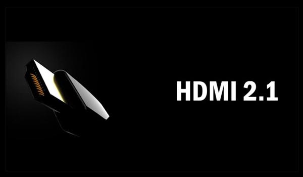 HDMI 2.1시대! TV는 변신한다