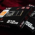 M.2 규격의 NVMe 지원 SSD 256GB와 512GB 그리고 게이머에겐 어떤 용량이 좋을까?