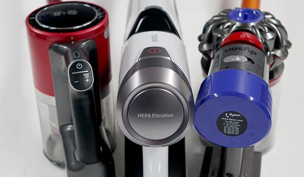 무선 청소기 배터리 최강자는?