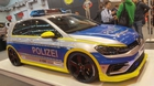 독일, VW 골프 경찰차도 튜닝…160만원이면 70마력 증가