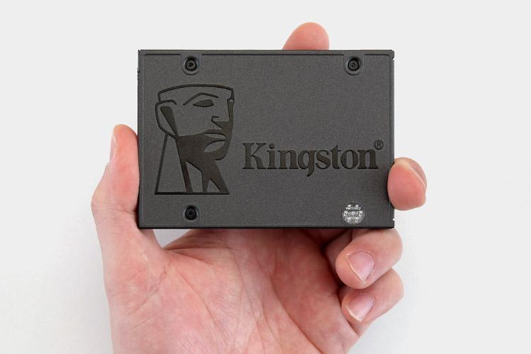 킹스톤 SSDNow A400 120GB 사용기!