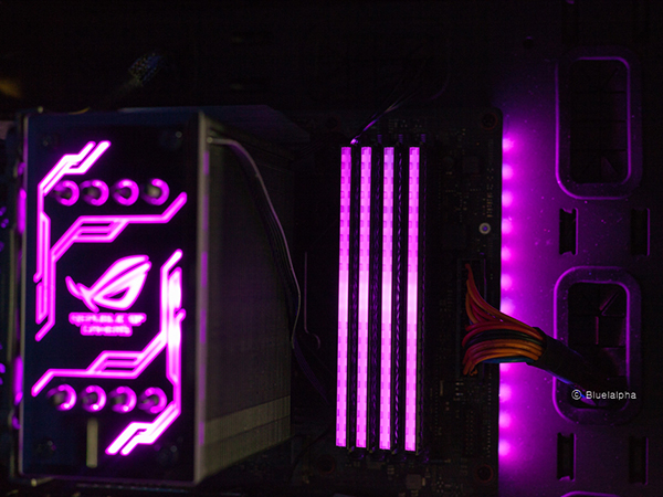 ESSENCORE KLEVV DDR4 16G PC4-25600 CL16 CRAS II RGB 리뷰