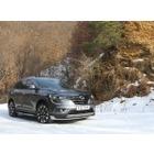 르노삼성 QM6, 눈과 함께하는 겨울여행