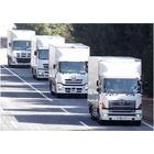 日, 세계 최초 고속도로서 후속 차량 유인 트럭 대열 주행 실험 실시
