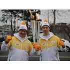 현대차, 평창동계올림픽 서울 성화봉송 참여