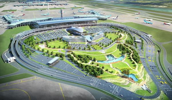 인천공항 제 2터미널 핵심정보