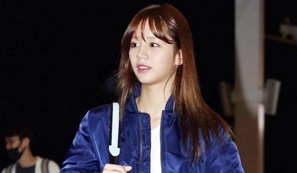 혜리, 한층 성숙해진 분위기