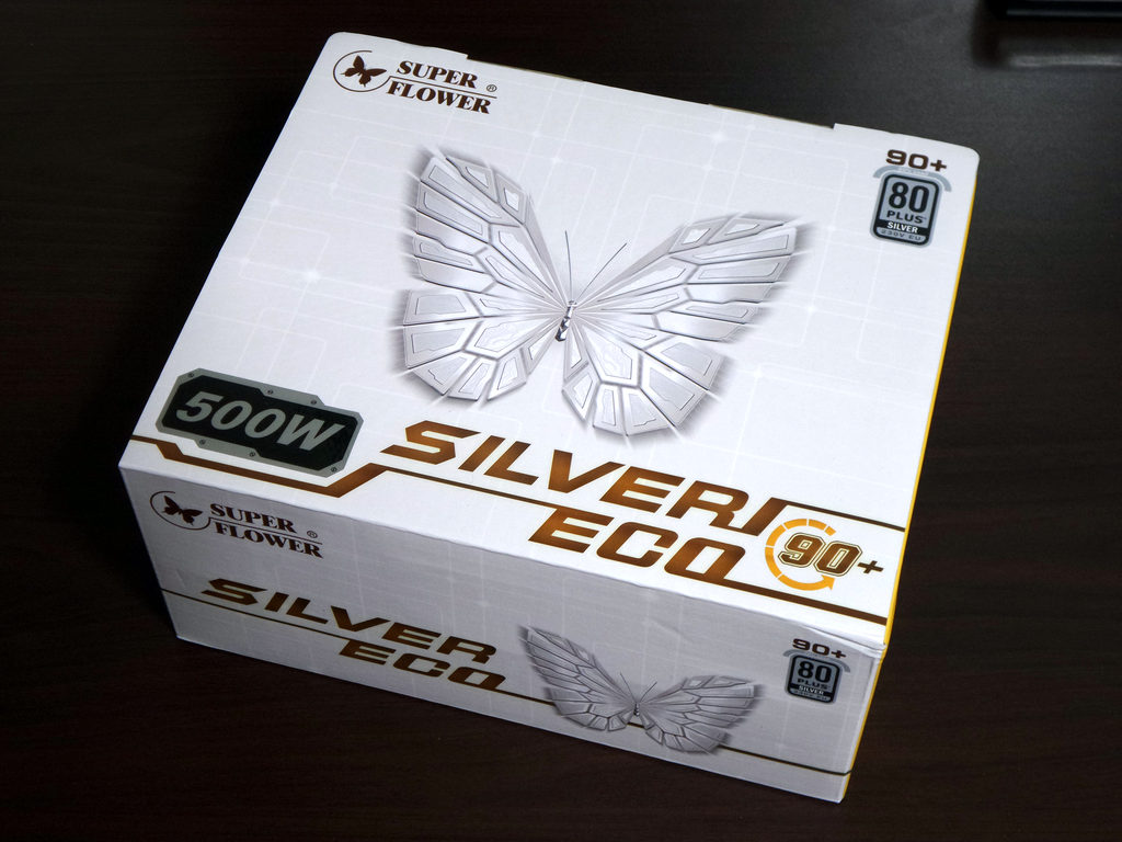 SuperFlower SF-500P14MS SILVER ECO 90+ 파워 사용기