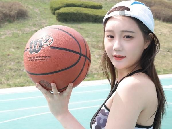복불복 상점 Connected basketball