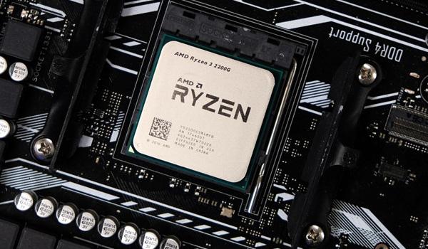 AMD의 2차 공격! 라이젠3 2200G