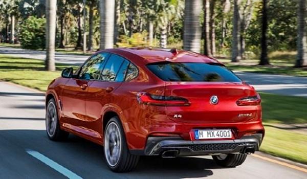 4년 만에 공개된 BMW 신형 X4