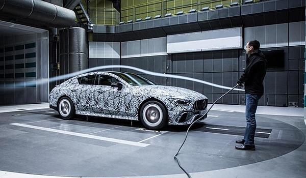 메르세데스 AMG GT 쿠페 공개