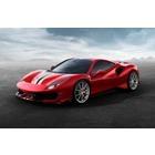 페라리, 신형 V8 스페셜 시리즈 모델 488 피스타 공개