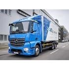 메르세데스-벤츠, 대형 EV 트럭 2021년부터 양산