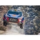 미쉐린, 스칸디나비아에서 현대차 레이싱팀 WRC 우승 이끌어