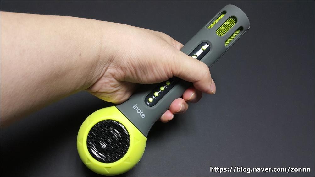 퓨전FNC INOTE BT-MS3 Hammer 마이크 스피커