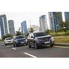 중형 SUV 시장, 싼타페·쏘렌토는 디젤..QM6는 가솔린이 '인기'