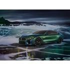BMW, 콘셉트 M8 그란 쿠페 세계 최초 공개...2019년 판매모델 출시