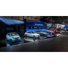 메르세데스-AMG, GT 4도어 쿠페 공개..유려한 디자인 '주목'