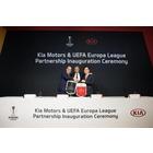 기아차, 3시즌동안 UEFA 유로파 리그 공식 후원...스포츠 마케팅 강화