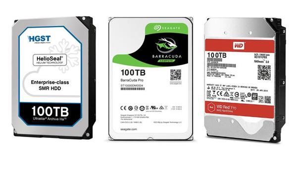 100TB를 준비하는 HDD의 자세