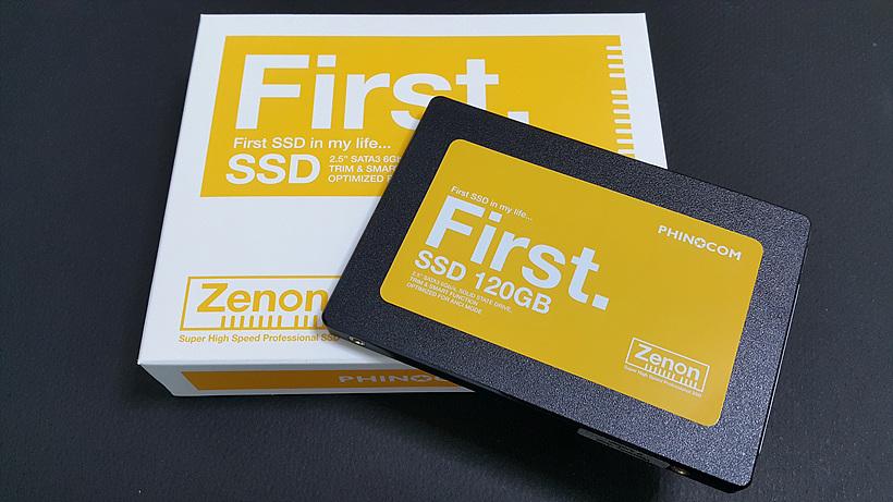 PHINOCOM Zenon First 120GB SSD