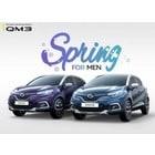 르노삼성, 'QM3 Spring for Men' 이벤트 진행