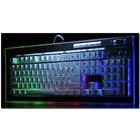 레인보우 LED 적용한 게이밍 키보드, Meic 퀀텀 플런저