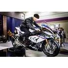 BMW 모토라드, 스포츠 바이크 '뉴 HP4 레이스' 공개..가격은 9900만원