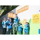 벤츠코리아, 안심 학교 담벼락 벽화 그리기 봉사활동 진행