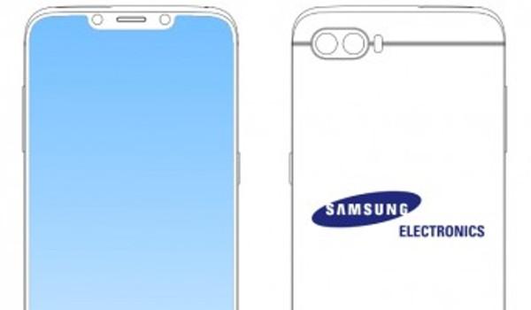 삼성도 결국 노치 디자인?