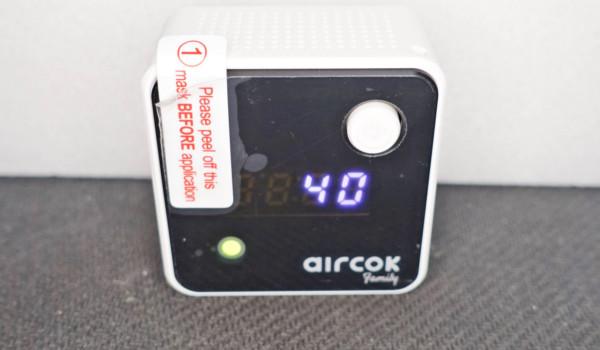 휴대용 미세먼지측정기