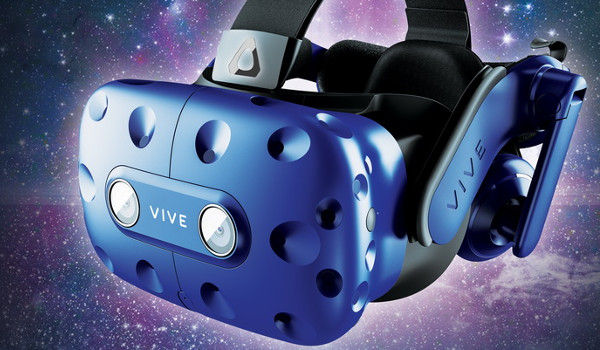 VIVE Pro, VR엑스포 등판!