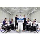 현대차, '카 컬링 캠페인'기부금 대한장애인컬링협회 전달