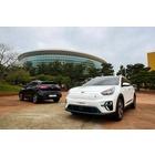 '380km 달린다' 기아차, 니로 EV 세계 최초 공개