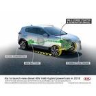 기아차, 디젤 하이브리드 스포티지 하반기 유럽 투입