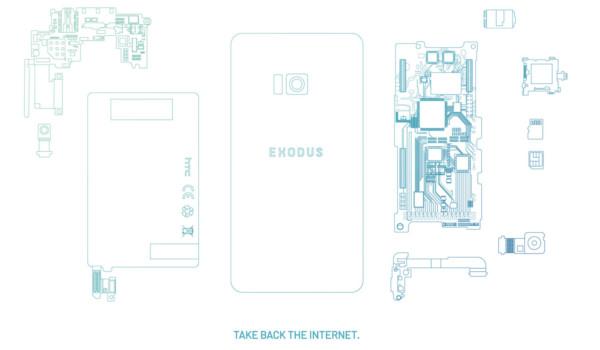 HTC, 블록체인 안드로이드폰