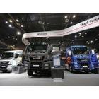만트럭버스코리아, 2018 부산국제모터쇼에서 아시아 프리미어 중소형 트럭 신차 공개