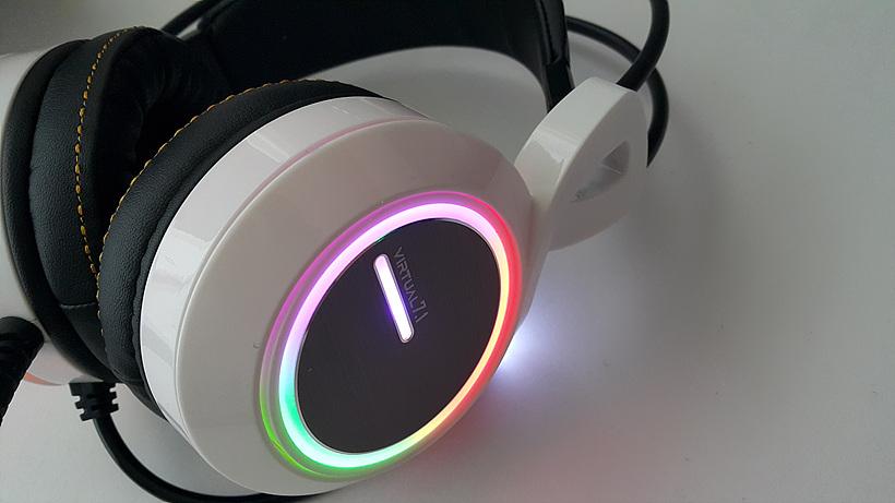 ABKO HACKER B770 PLUS 음성변조 버추얼 7.1 진동 RGB 헤드셋